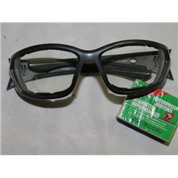 PROTECTIVE EYE GLASSES (XP87 SERIES) & WATERPROOF MATCHES (COCHLAN'S)