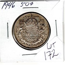 1946 FIFTY CENT PIECE