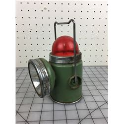 LANTERN FLASHLIGHT (CROWN VINTAGE )