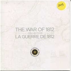 COIN COLLECTION (THE WAR OF 1812) *SET OF 9*