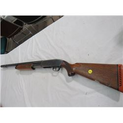 "12 GUAGE (J.C. HIGGINS) MODEL 20, *PUMP ACTION* (SEARS ROEBUCK & CO), *583-2001, 2¾"" CHAMBER"