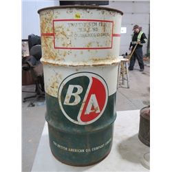 OIL DRUM (BA) *15 GAL*