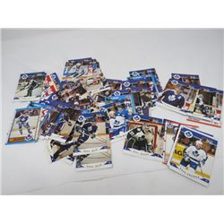 HOCKEY CARDS (NHL INCLUDING TORONTO MAPLE LEAFS) *APPROX 30*