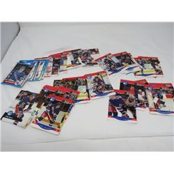 HOCKEY CARDS 1990s (NHL INCLUDING TORONTO NEW YORK RANGERS) *APPROX 30*