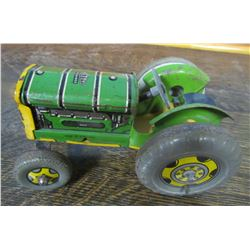 TIN TRACTOR (METTOY PLAYTHING)
