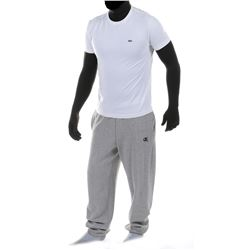 """""""Sam Witwicky"""" t-shirt and sweatpants ensemble from Transformers: Dark of the Moon."""