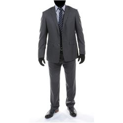 """""""Sam Witwicky"""" gray suit ensemble from Transformers: Dark of the Moon."""