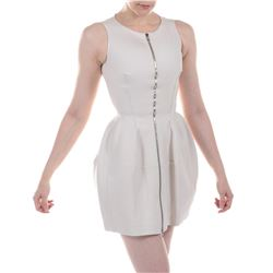 """""""Carly"""" ivory dress from Transformers: Dark of the Moon."""