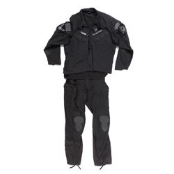 """""""NEST"""" operative uniform from Transformers: Dark of the Moon."""