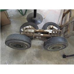 TOW TRUCK DOLLEY TIRES (2 PCS)