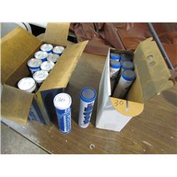 15 TUBES *ALL PURPOSE GREASE* (6 BOSS) (9 BLUE GUARD)
