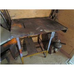 "WELDING TABLE *28""X36""X34""*"