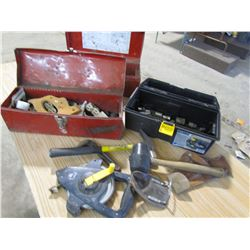 TOOL BOXES (ELECTRICAL, MISC CARPENTRY TOOL, ETC.) *QTY 3*