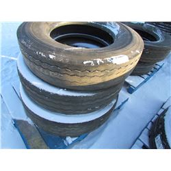 TIRES (BRIDGESTONE) *11R22.5* (QTY 3)