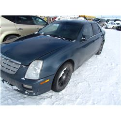 2006 CADILLAC STS (SALVAGE) *VIN 1G6DW67760162451*