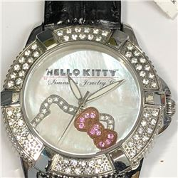 44) SIMMONS JEWELRY CO HELLO KITTY WATCH