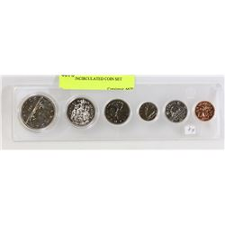 1980 UNCIRCULATED COIN SET