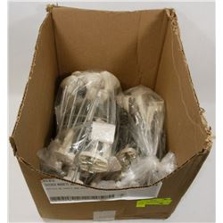 BOX OF LOCKING HOOKS FOR DISPLAYS WITH MAGNET