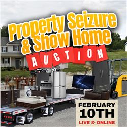 CHECK OUT THIS SUNDAY'S PROPERTY SEIZURE & SHOW