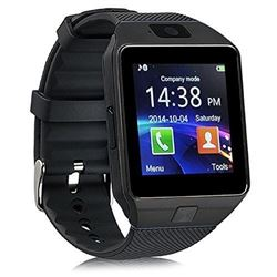 NEW ANDROID SMART WATCH WITH BUILD IN CAMERA