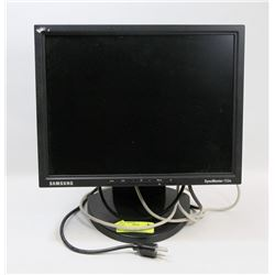 "15"" SAMSUNG COMPUTER/LAPTOP MONITOR WITH CABLES"
