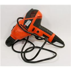 BLACK AND DECKER ELECTRIC SCREW DRIVER