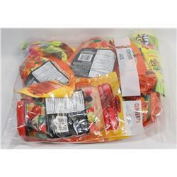 BAG OF ASSORTED GUMMY CANDIES