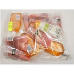 BAG OF ASSORTED NEUTROGENA SKIN CARE PRODUCTS.