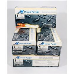 5 BOXES OF HAZARD PRO LATEX HIGH RISK MEDICAL