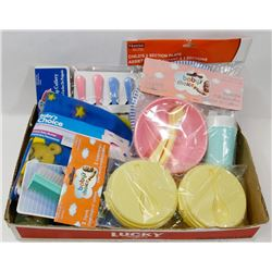 LOT OF NEW BABY / INFANT ITEMS