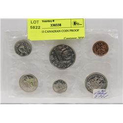 RCM 1983 CANADIAN COIN PROOF SET,