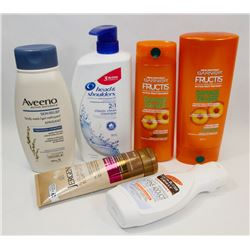 LARGE BAG OF DRUGSTORE ITEMS