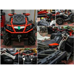 FEATURED 2015 CAN AM BRP1000R QUAD