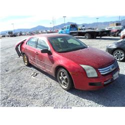 2006 - FORD FUSION//BONDED TITLE