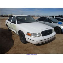 1999 - FORD CROWN VICTORIA