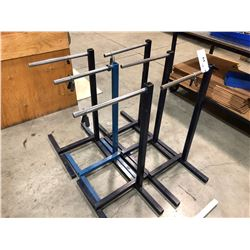 LOT OF 6 WIRE STANDS