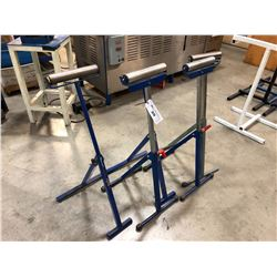 LOT OF 5 ROLLER STANDS