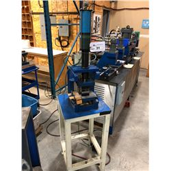 HYDRAULIC PUNCH TOOL WITH STAND