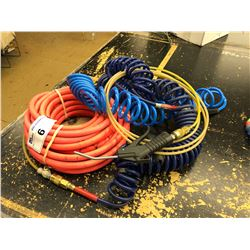 LOT OF ASSORTED AIR LINE