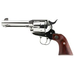 "RUGER VAQUERO 45LC 4.6"" STS 6RD"