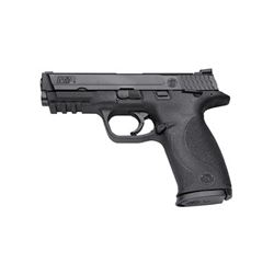 "S& W M& P 9MM 4.25"" BLK 17RD MS"