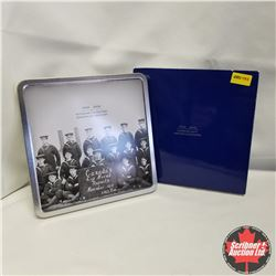 1910 - 2010 Canadian Navy Commemorative Set (gold-plated loonie & booklet)