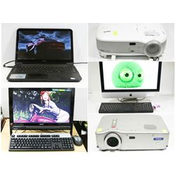 FEATURED COMPUTERS AND PROJECTORS