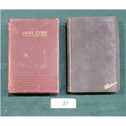 1893 JANE EYRE NOVEL &1940'S SUSAN CROWTHER BY NAOMI JACOB NOVEL
