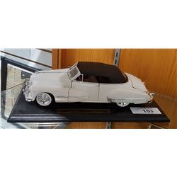 1947 CADILLAC SERIES 2 DIE CAST CAR ON STAND