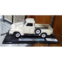 1953 CHEVROLET SERIES 3100 DIE CAST PICK UP TRUCK