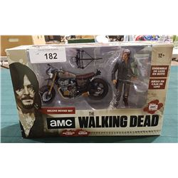 THE WALKING DEAD DARYL DIXON DELUXE BOXED SET ACTION FIGURE BY MCFARLANE TOYS