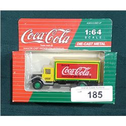 COCA-COLA MACK DELIVERY TRUCK, DIE CAST