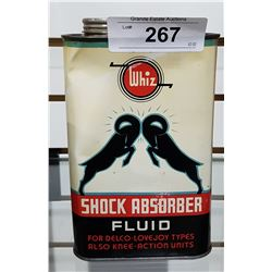 WHIZ SHOCK ABSORBER FLUID CAN