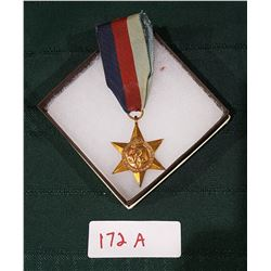 WWII 1939-1945 BRITISH COMMONWEALTH (CANADIAN) FOR SERVICE MEDAL